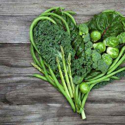 Đau dạ dày ăn rau gì