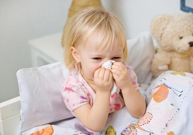 Có nhiều nguyên nhân gây bệnh cho trẻ