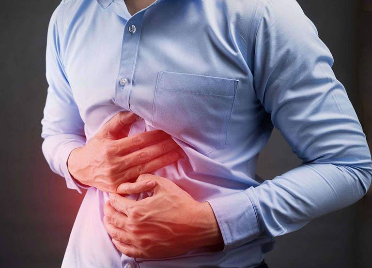 Đau bao tử hay đau dạ dày là tình trạng dạ dày của người bệnh bị tổn thương do viêm loé