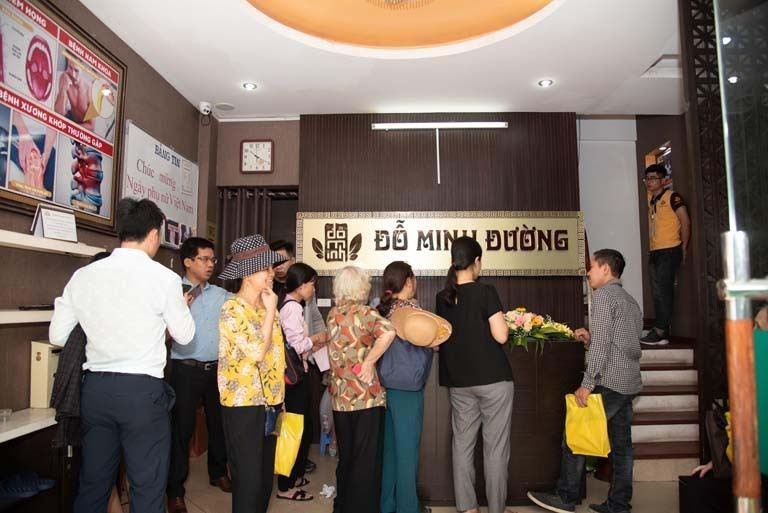 Nhà thuốc Đỗ Minh Đường là địa chỉ với hơn 150 năm kinh nghiệm khám chữa bằng Đông y