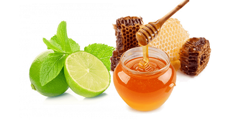 Mật ong chữa viêm họng hạt rất hiệu quả