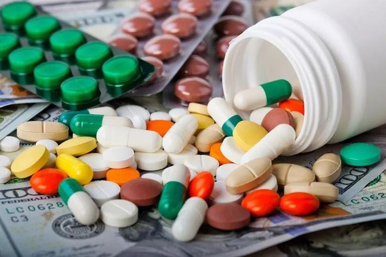 Người bệnh có thể dùng các loại thuốc Tây y để chữa trị bệnh