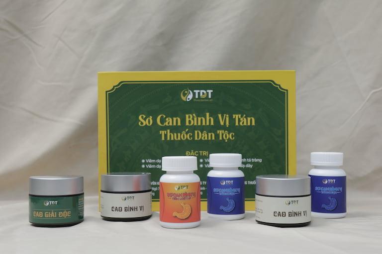 Sơ Can Bình Vị Tán - Bài thuốc chữa viêm dạ dày hàng đầu