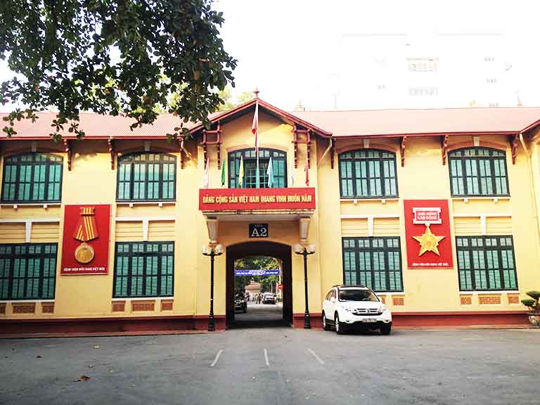 Bệnh viện Việt Đức là địa chỉ uy tín cho bệnh nhân