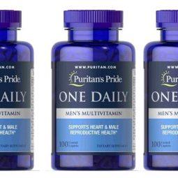 One Daily Men's Multivitamin được sản xuất bởi Puritan's Mỹ