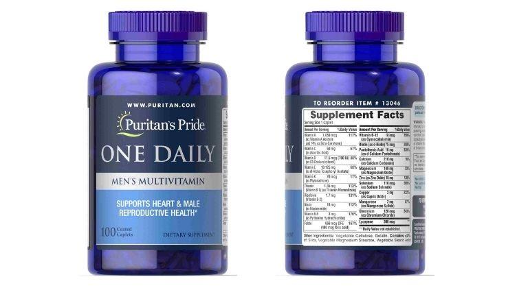 Sản phẩm cung cấp rất nhiều vitamin và khoáng chất