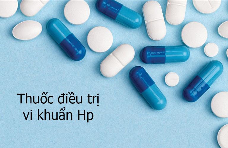 Dùng thuốc Tây y trị bệnh