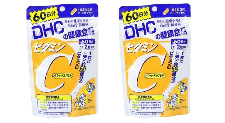 Vitamin C DHC là sự lựa chọn của đông đảo khách hàng hiện nay