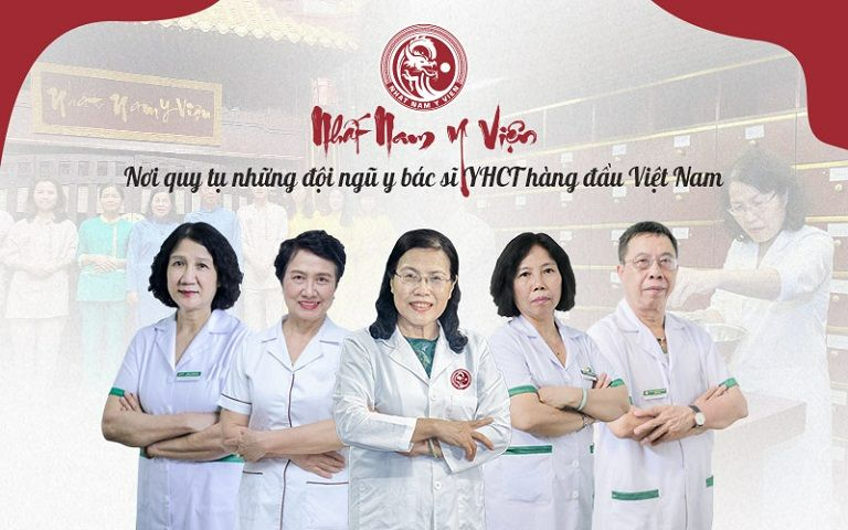 Đội ngũ chuyên gia, các danh y bác sĩ hàng đầu YHCT của Nhất Nam Y Viện