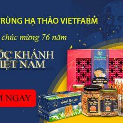 ĐTHT Vietfarm gửi lời chúc nhân đại lễ Quốc Khánh Việt Nam 2/9
