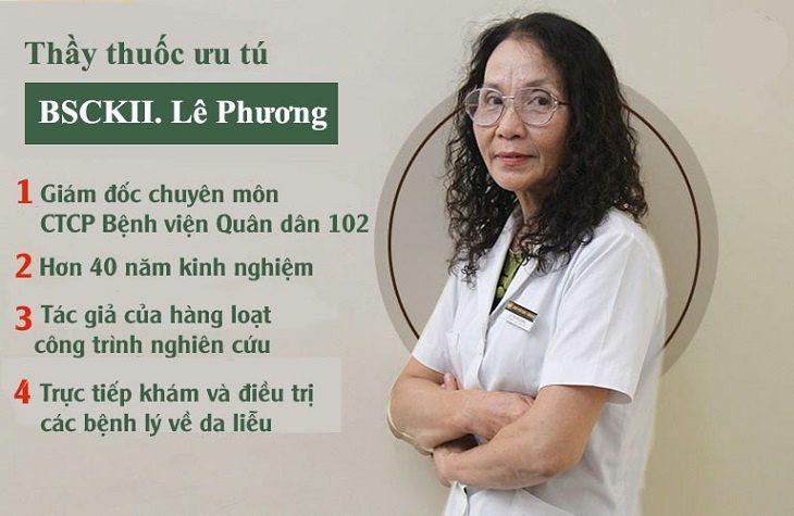 Chân dung bác sĩ Phương