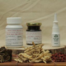 Liệu trình đầy đủ bài thuốc viêm xoang, viêm mũi Đỗ Minh Đường