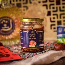 Đông trùng hạ thảo ngâm mật ong - Thức uống chăm sóc sức khỏe mùa dịch bệnh