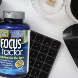 Focus Factor cần uống theo đúng liều lượng để đạt hiệu quả tốt nhất