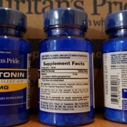 Hướng dẫn sử dụng Melatonin 3mg