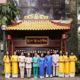 Thái Y Viện giữa lòng Hà Nội mang tên Nhất Nam Y Viện