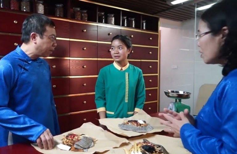 Ts.Bs Nguyễn Thị Vân Anh và cộng sự đã dành nhiều thời gian nghiên cứu bài thuốc