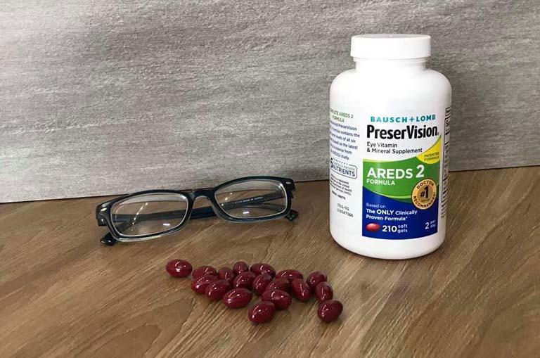 Preservision Areds 2 Formula được đánh giá là phù hợp với những ai gặp vấn đề về mắt