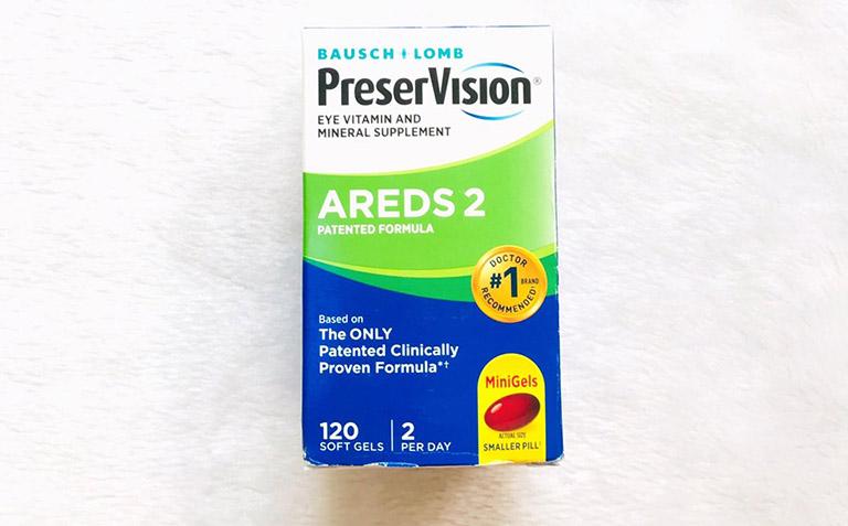 Viên uống cung cấp đầy đủ vitamin và khoáng chất thiết yếu cho đôi mắt