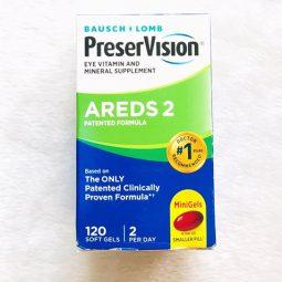 Review viên uống bổ mắt Preservision Areds 2 Formula chi tiết nhất