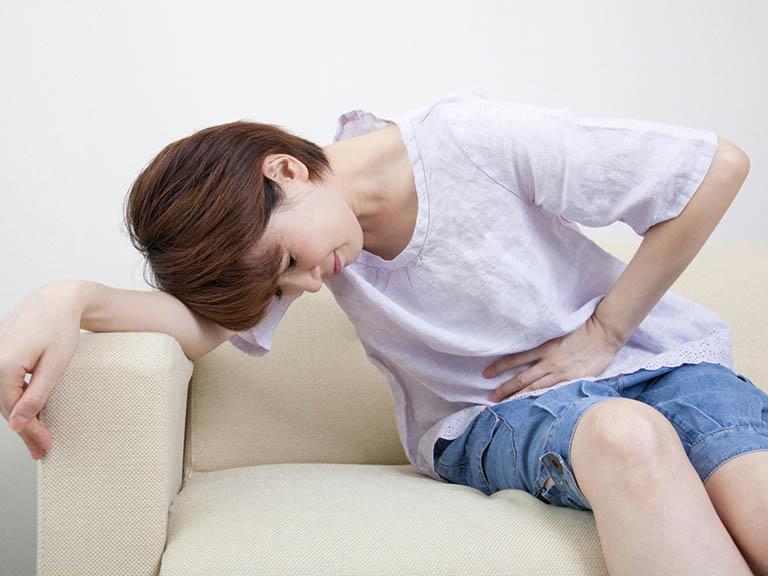 Viêm loét đại trực tràng xảy ra khi niêm mạc ruột già, trực tràng bị viêm nhiễm