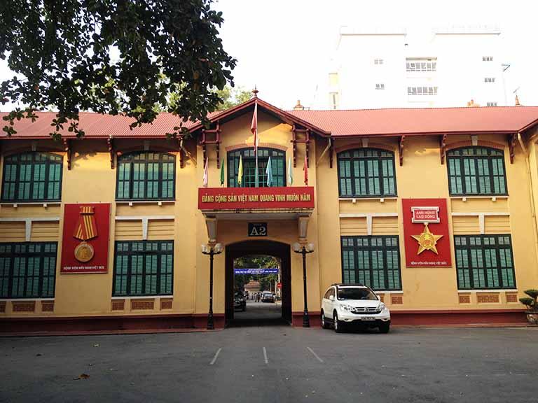 Bệnh viện Việt Đức là địa chỉ tin cậy trong khám chữa nhiều bệnh
